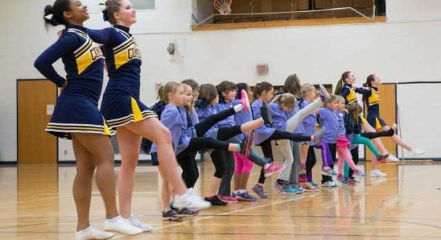 Grand Ledge Youth Pom Pon Clinic Scheduled for May 13th at GLHS
