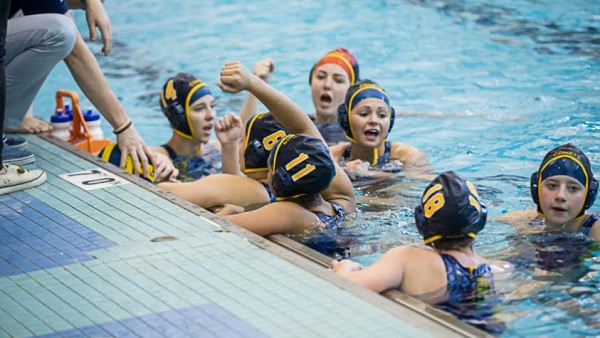 Girls Water Polo 5