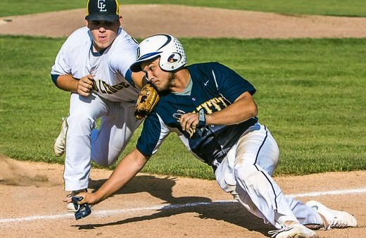 Varsity Baseball - Diamond Classic v DeWitt