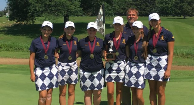 Girls Golf Opens Season with Victory at Portland Invitational