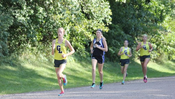 Girls Cross Country - Home Meet