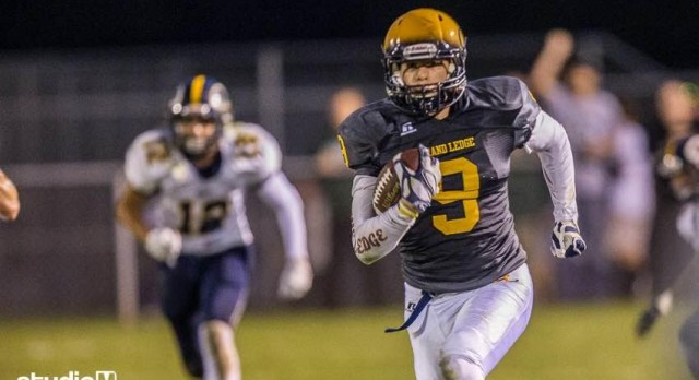 Grand Ledge Defeats DeWitt in Historic Football Battle