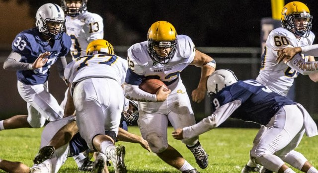 Comets Beat East Lansing to Clinch 2nd Straight CAAC Blue Title