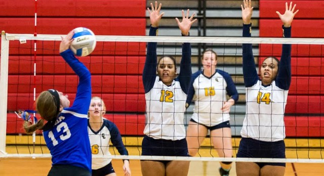 Free Admission for all Grand Ledge K-12 Students for Volleyball Senior Night Tonight