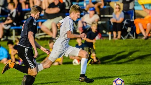 Boys Varsity Soccer v Jackson 1