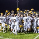 Grand Ledge Varsity Football at EL