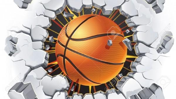 14730791-Basketball-und-alten-Putz-Wand-Schaden-Illustration-Lizenzfreie-Bilder