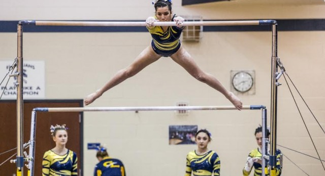 Comets Improve to 2-0 in CAAC with Gymnastics Win over St Johns