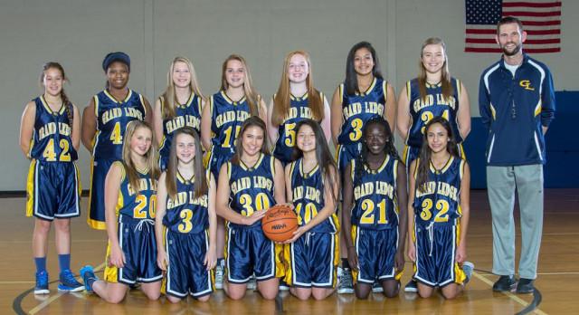 Freshman Girls Basketball Races Past Jackson