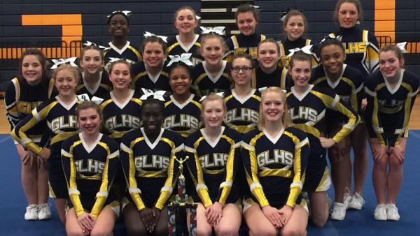 Cheer - GL Invite Trophy