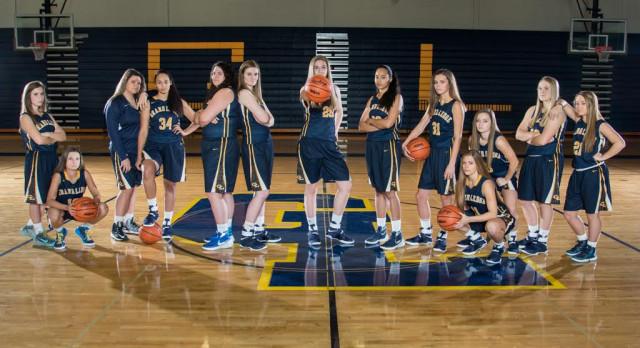 Winning Streak Reaches Three for Varsity Girls Basketball