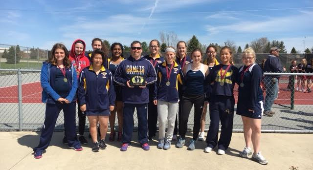 JV Tennis Places Second at Portland Invitational