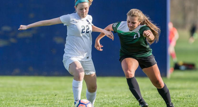 Grand Ledge Battles Haslett to Exciting Draw