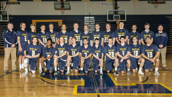 Varsity Boys LAX team picture