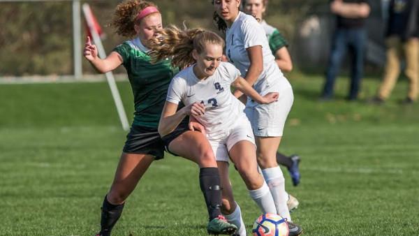 Girls Soccer v Rockford 2