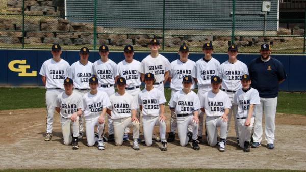 Freshman Baseball Team Picture