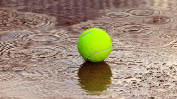 Tennis Rain