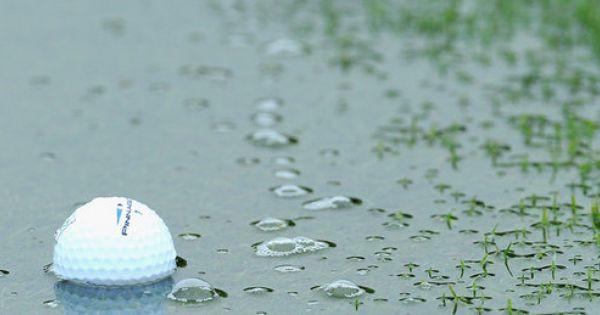 Golf Postponed
