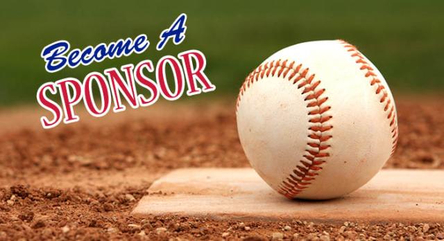 T-Ball/Baseball/Softball Team Sponsorship