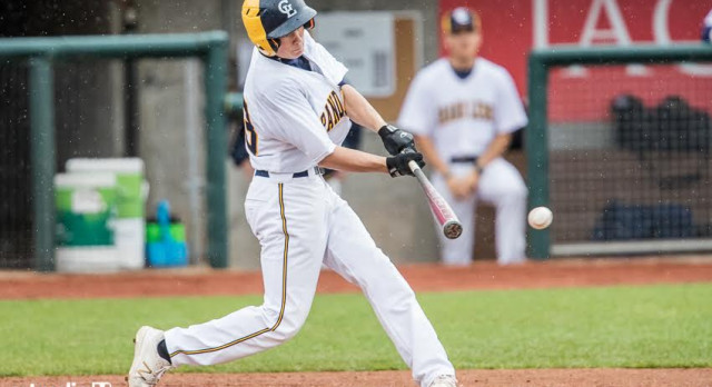 Grand Ledge Baseball Sweeps Double Header at Midland