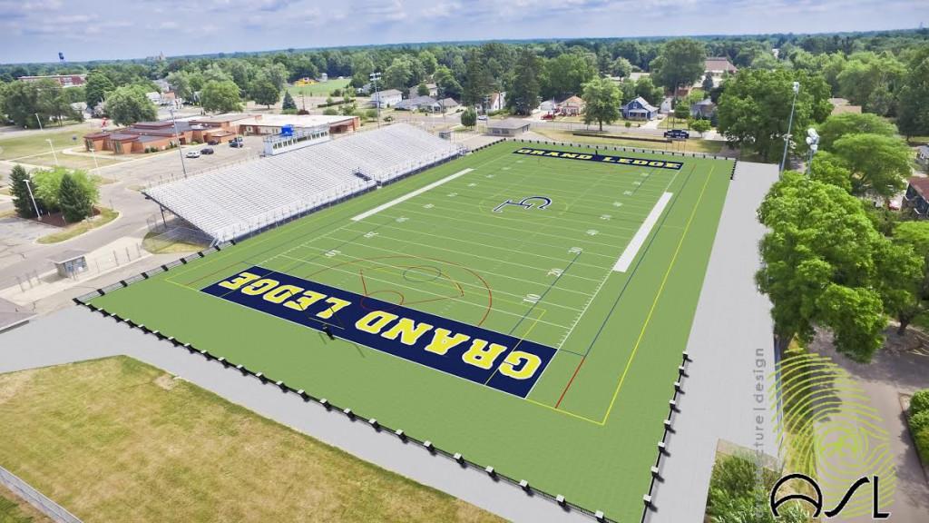 Updated Community Stadium Picture