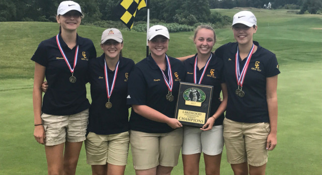 Girls' Golf Off to a Fast Start in 2017