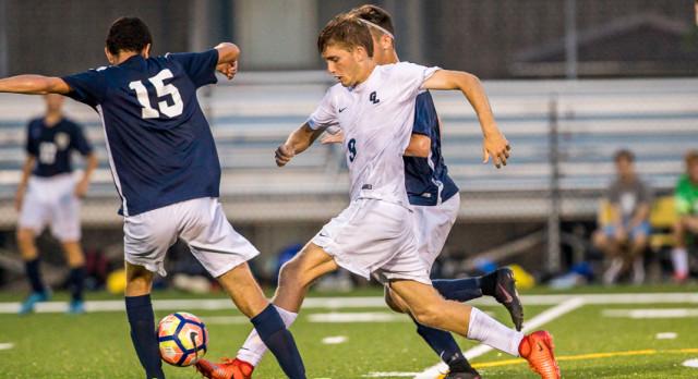 Comet Soccer Battles DeWitt to 1-1 Draw
