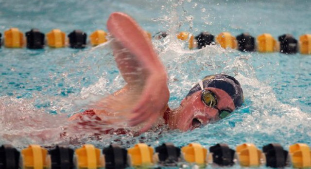 Comet Swim Suffers First Loss of Season at Holt