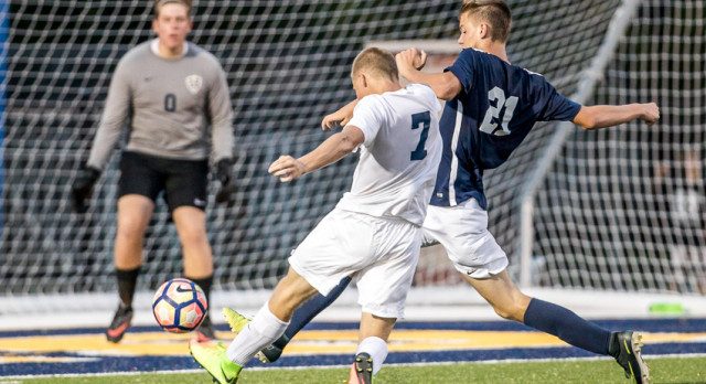 Comet Soccer Drops Tough Match at Haslett