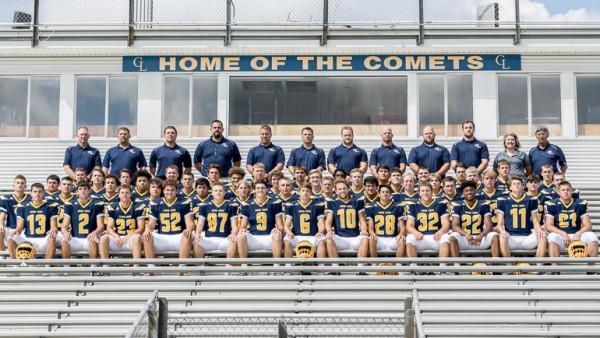 Varsity Football 2017 Team Picture