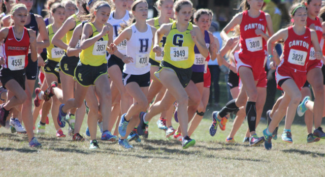 Hutchinson Pleased with 7th Place Cross Country Finish at Legends Invitational