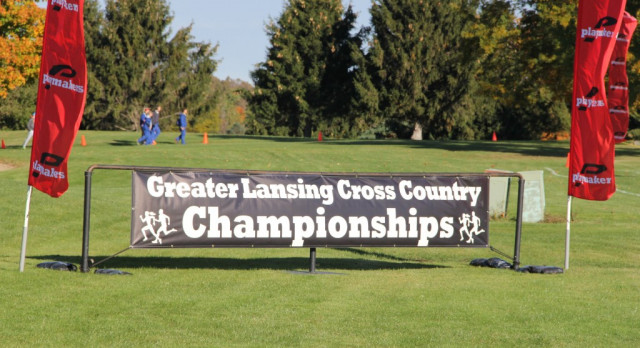 Greater Lansing Cross Country Championship Saturday at Ledge Meadows