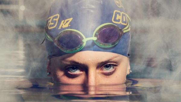 Girls Swim Emma Cornell