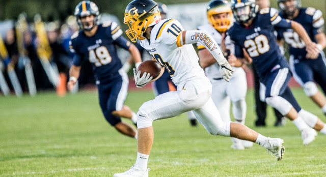 Grand Ledge is Playoff Bound after Road win at Lansing Eastern