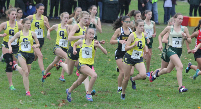 Grace Buckland Qualifies for MHSAA Division I Cross Country Finals