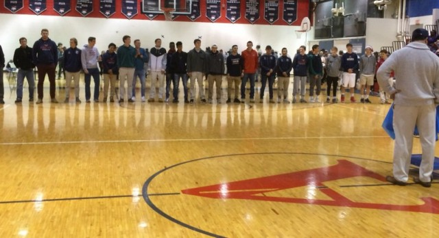 Boys Soccer Receives State Rings