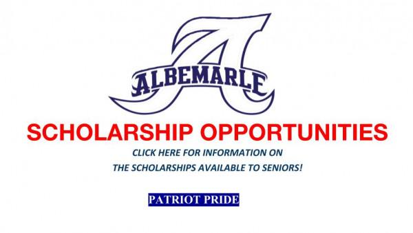 Scholarship Slide