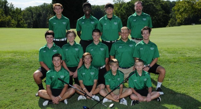 Golf County Championship Results