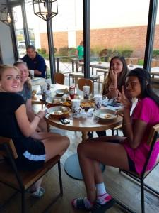 Arundel Girl's Volleyball Team