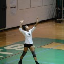 Girl's Volleyball Playoff vs. Meade Oct. 6, 2015