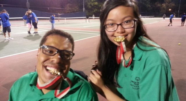 Unified Tennis Brings Home the GOLD!