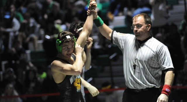 Nate Gainey Wins Big at States
