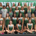 Girl's Varsity Cross Country Team 2017