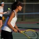 Girls Tennis vs El D  9-21-15