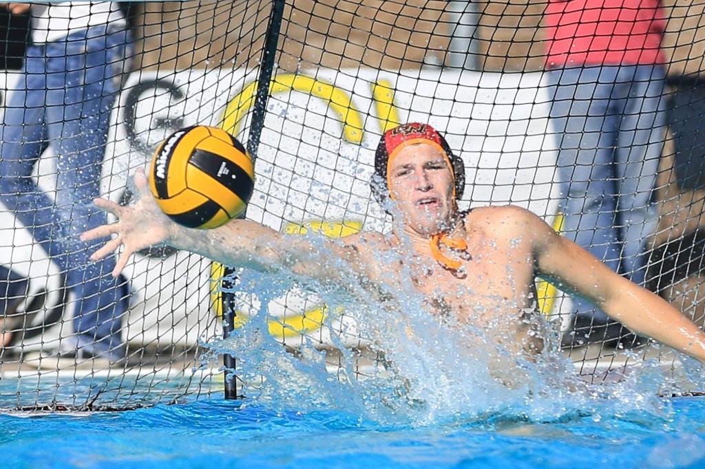 Golden West Hosts CLovis North - Div 1 , Water Polo Playoffs