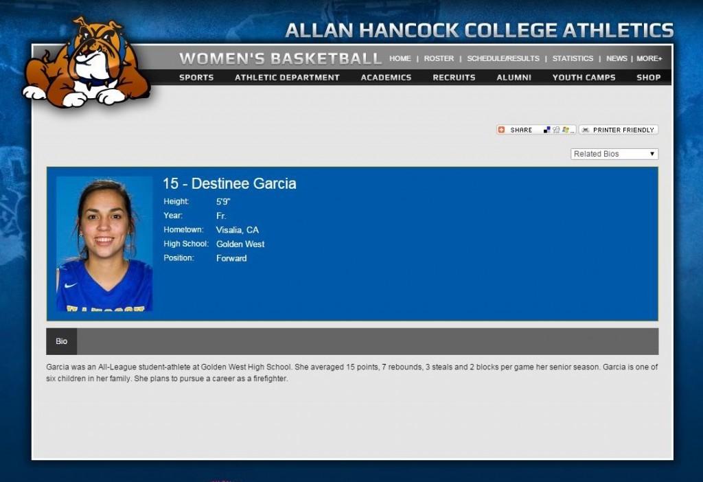 Destinee Garcia