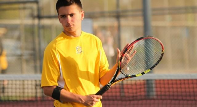 GW's Stewart Bryan Take Top Spot In WYL Tennis