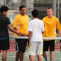 Boys Tennis vs Mt. Whitney 3-8-16