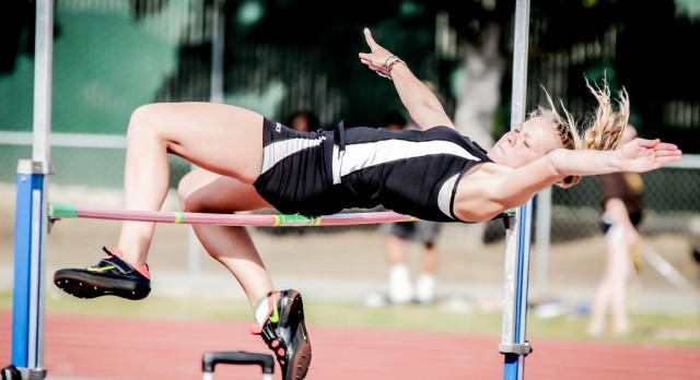 GW Track Athletes Take Gold At WYL Championships
