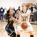 JV Girls Basketball v Redwood 1-12-17